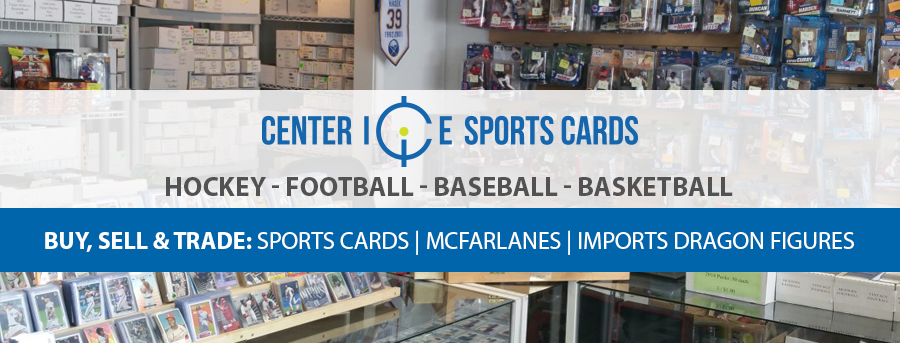 Center Ice Sports Cards Wny And Buffalo Sports Shop