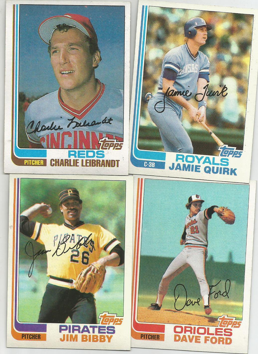 1982 Topps Baseball 40 Dave Parker Pirates