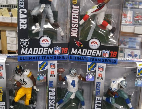Madden Mcfarlane 18 Series 2 Now in stock At Center Ice Sports Cards
