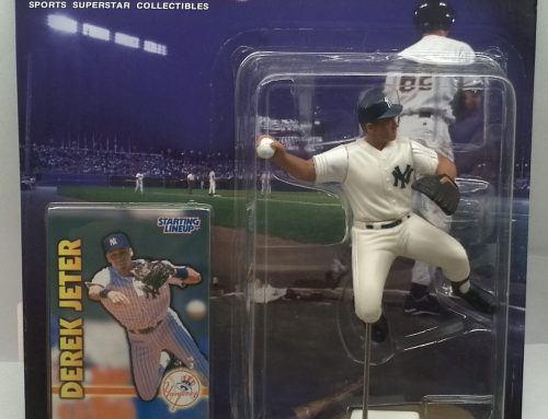 We have over 300 Starting lineups and Mcfarlane Figures in stock at Center Ice Sports Cards